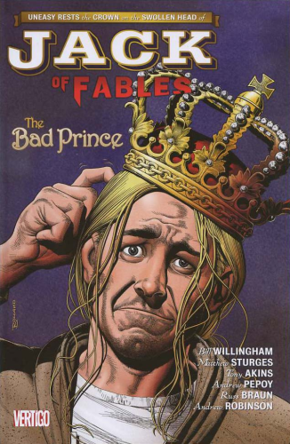 Jack Of Fables Vol. 3 The Bad Prince TPB