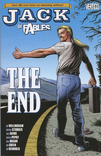 Jack Of Fables Vol. 9 The End TPB