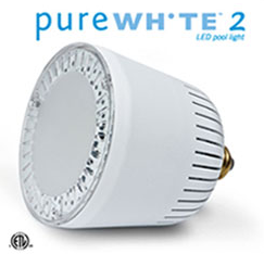 PureWhite 2 LED Pool, 120V Swimquip