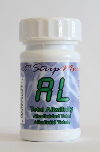 Total Alkalinity Test Strips