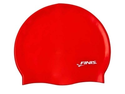 Silicone Solid Cap - Red