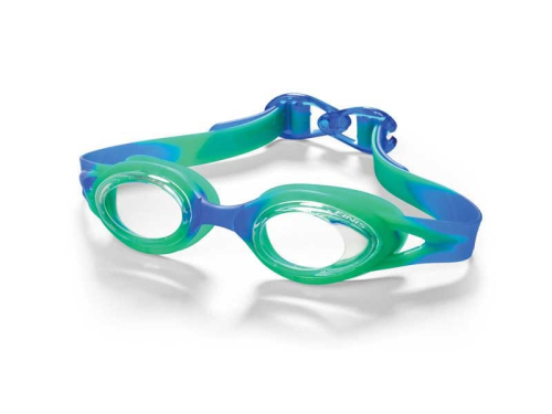 Jelly Goggles - Blue / Green - Kids