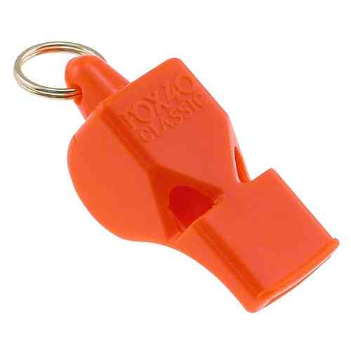 Whistle - Fox 40 Classic w/ Coil (asst Colors)