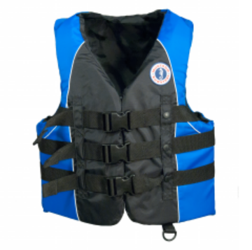 Nylon Adult Water Sports Vest Large