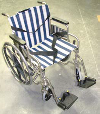"20"" Aquatic Wheelchair"