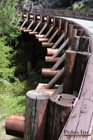 Wood Preservatives for Wood Bridge & Railroad Tie Maintenance