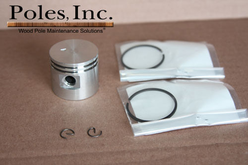 Drill, Tanaka Replacement Piston Set (includes Gasket and Pin)