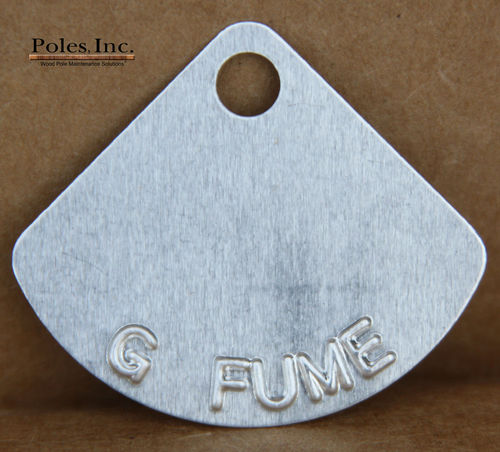 G Fume Tags (Bag of 500)
