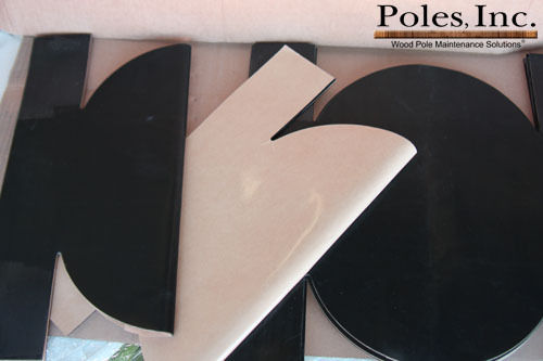 "Pole Topper 16"" (Case of 10)"
