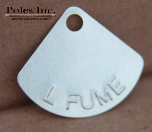 L Fume 33 Tags (1 Gallon Pail/3,000 Tags per Pail)