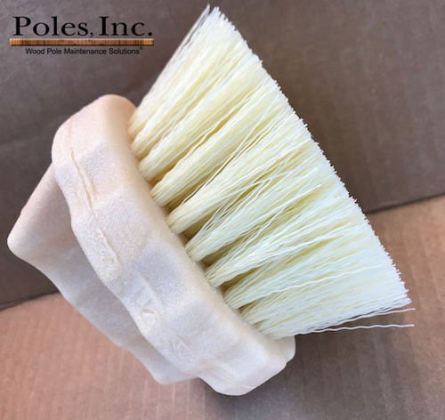Paste Application Brush Head (Synthetic Plastic Fill) (Individual)
