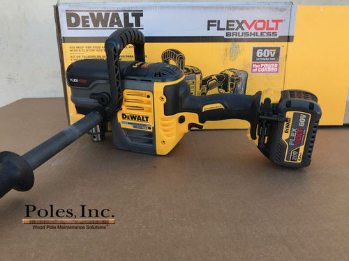 Dewalt FLEXVOLT 60-Volt MAX Drill with Battery