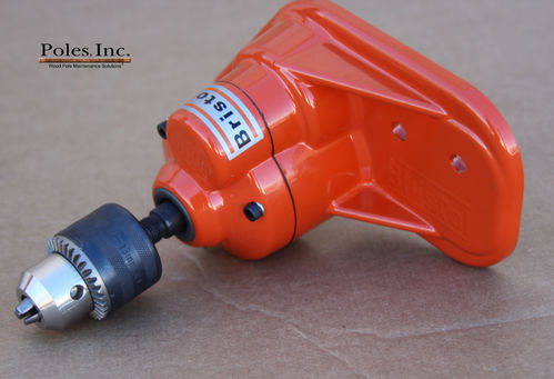 Bristol Gear Box attachment for Chainsaw