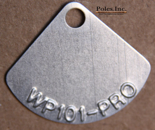 WP101-PRO Tags (Bag of 500)