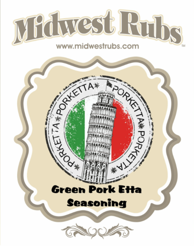 Pork Etta Seasoning (Green)