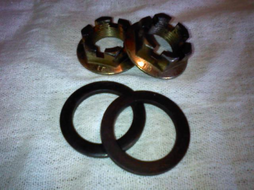 Arctic Cat Axle Spacers
