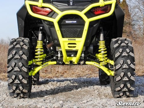 Polaris RZR S 900 / RZR S 1000 High Clearance Rear Offset A-Arms