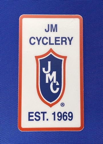 1969 JMC® Red, White & Blue Commemorative Decal