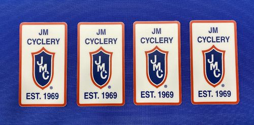1969 JMC® Red, White & Blue Commemorative Decal (4pack)