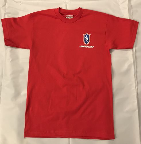 Red JMC ® Racing T-Shirt - Medium