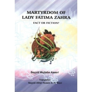 Martrydom of Lady Fatima Zahra