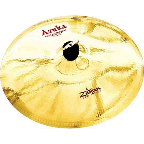 "Zildijan Azuka 15"" Latin Multi Crash Cymbal"