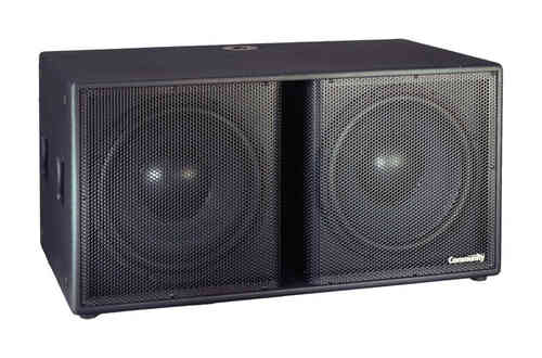 Community Sonus 215 Subwoofer