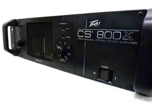 Peavey CS800X Power Amplifier