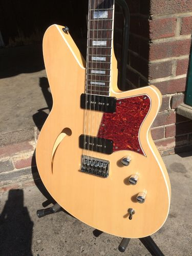 Reverend Airwave 12-String Electric Guitar