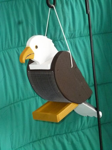 Eagle Bird Feeder