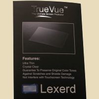 2018 Lexus LX570 Headrest Monitor Screen Protector