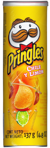 Chile y Limon - 137gr (c/14pzs)