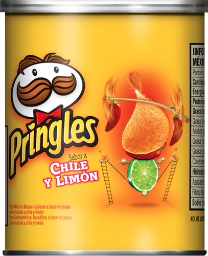 Chile y Limon - 40gr (c/12pzs)