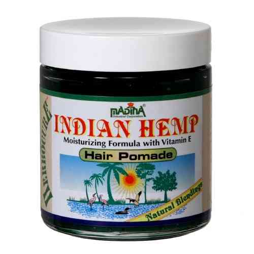 Indiam Hemp Hair Pomade