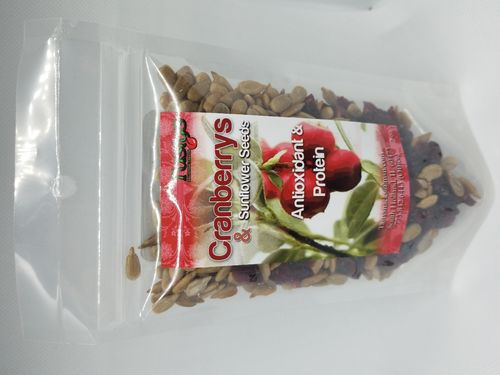 Cranberry & Roasted Sunflower Seeds