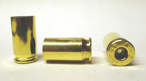 .45acp Brass Casings - Large Primer - Scharch Roll Sized