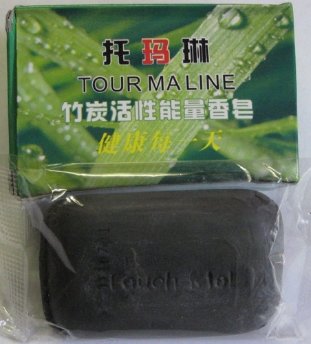 Tourmaline Harmonizing QBP Facial Soap
