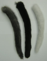 COON / FOX / MIINK TAILS