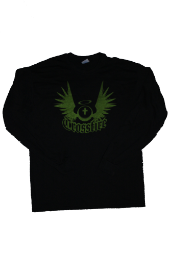 Crossfire Long Sleeve Tee