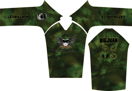 NW Expendables Jersey