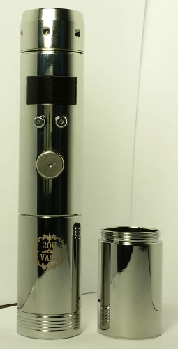 Vamo V6 By KSD (Advanced Personal Vaporizer) A.P.V. Variable Voltage And Variable Wattage!!!