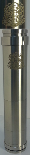 Chi You Mechanical Mod w/ Bonus Kick Ring