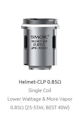 OSUB Mini Kit Coils For The Helmet Tank By Smok