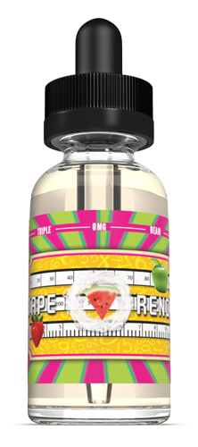 Triple Beam (Strawberry, Watermelon,Apple Candy) 60ML By Prophet Premium Blends