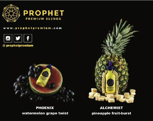 Phoenix (Watermelon Grape Twist) 60ML By Prophet Premium Blends