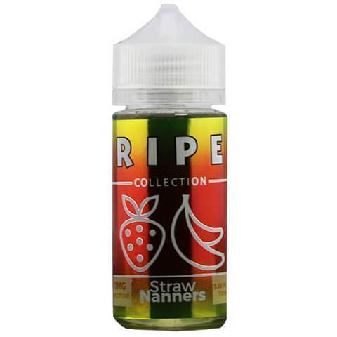 Ripe 100 Straw Nanners (Strawberry, Banana,) Savage E-Liquid