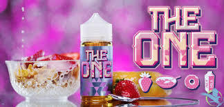 The One (Strawberry, Frosted Donut, Cereal, Milk) 100ML By Beard