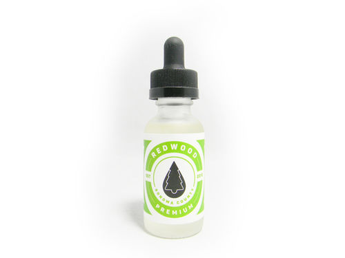 Cathedral (Strawberry, Hibiscus, Tangerines, Cucumber) By Redwood E-Liquid