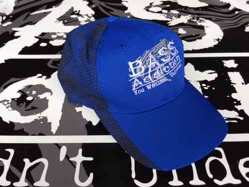 BASS ADDICTION HAT - TRUE ROYAL