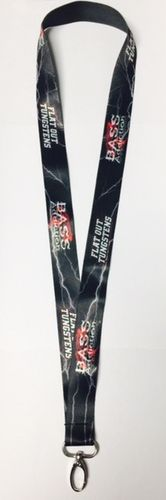 BASS ADDICTION LANYARD